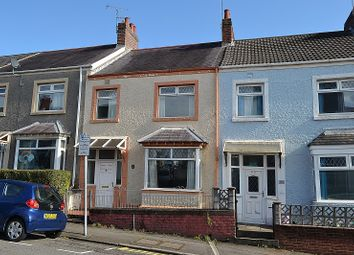 3 bed terraced house for sale in Rhyddings Park Road, Uplands, Swansea SA2