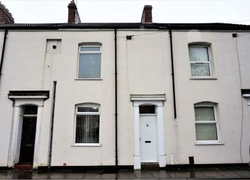 2 bed terraced house for sale in Cobden Street, Thornaby TS17