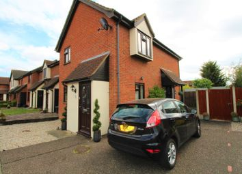 Thumbnail 1 bed semi-detached house for sale in Trafford Close, Ilford
