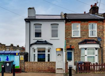 Thumbnail 3 bed terraced house to rent in Stoneydown Avenue, Walthamstow, London