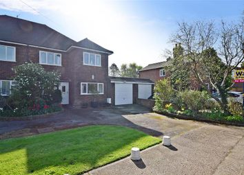 Thumbnail 4 bed semi-detached house for sale in Collier Street, Tonbridge, Kent