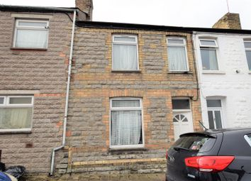 Thumbnail 3 bedroom terraced house for sale in Fairford Street, Barry
