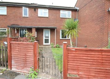 Thumbnail 3 bed terraced house to rent in Cameron Close, Tiverton