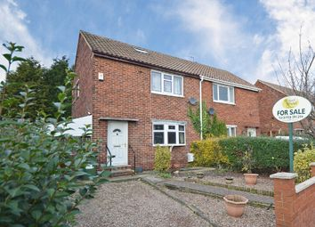 Thumbnail 3 bed semi-detached house for sale in Langsett Road, Wakefield
