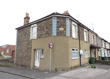 Thumbnail 4 bed end terrace house for sale in Stanley Park Road, Staple Hill, Bristol