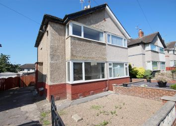 Thumbnail 2 bed semi-detached house to rent in Alnwick Road, Sheffield