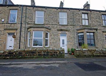 Thumbnail 3 bed terraced house for sale in Tyne View Terrace, Fellside, Hexham