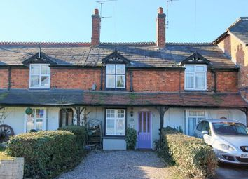 Thumbnail 3 bed terraced house for sale in Audlem Road, Nantwich