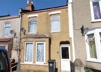Thumbnail 4 bed terraced house for sale in Heath Street, Eastville, Bristol