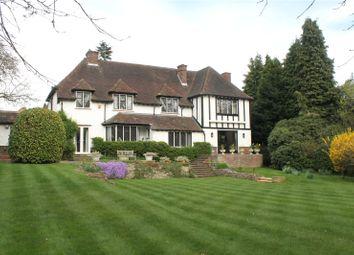 Thumbnail 5 bed detached house to rent in Hill Waye, Gerrards Cross, Buckinghamshire