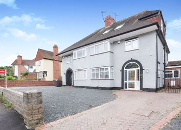 Thumbnail 4 bed semi-detached house for sale in Rupert Street, Compton, Wolverhampton