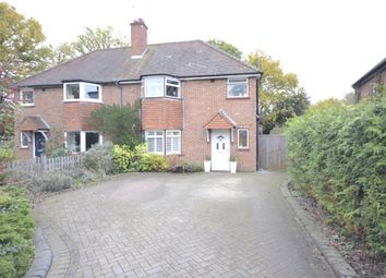 Thumbnail 4 bed property to rent in Windle Close, Windlesham