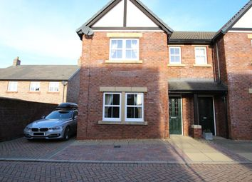 Thumbnail 3 bed semi-detached house for sale in Kinmont Way, Kingstown, Carlisle