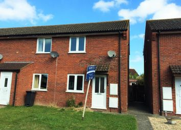 Thumbnail 2 bed terraced house to rent in Oakgrove Way, Bridgwater, Somerset