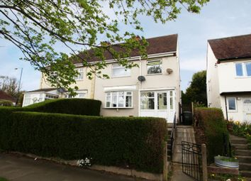 Thumbnail 3 bedroom semi-detached house for sale in Kirkston Avenue, Newcastle Upon Tyne, Tyne And Wear
