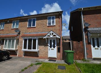 Thumbnail 3 bed semi-detached house for sale in Cwrt Ywen, Llanharry, Pontyclun