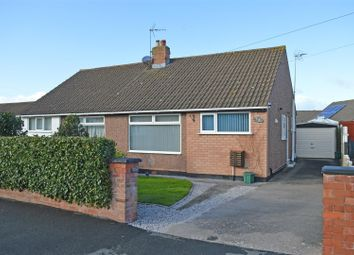 Thumbnail 1 bed semi-detached bungalow for sale in Lon Y Llyn, Pensarn, Abergele