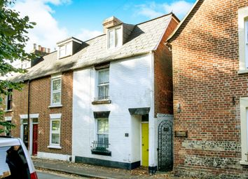 Thumbnail 4 bed terraced house for sale in Greencroft Street, Salisbury