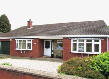 Thumbnail 3 bed bungalow for sale in Glanville Avenue, Scunthorpe