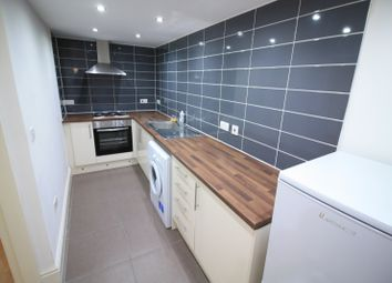 Thumbnail 1 bed flat to rent in Harehills Avenue, Leeds