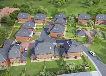 Thumbnail 3 bed semi-detached house for sale in Smiths Way, Ashford, Kent