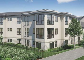 Thumbnail 1 bedroom flat for sale in Edgeworth Apartments At Springhead Park, Wingfield Bank, Northfleet, Gravesend