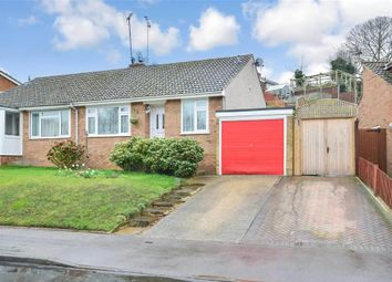 Thumbnail 2 bed semi-detached bungalow for sale in The Knole, Faversham, Kent
