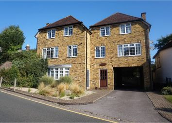 Thumbnail 2 bed flat for sale in Manor Court, Godalming