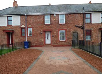 Thumbnail 2 bedroom terraced house for sale in Dunstanburgh Road, Walker, Newcastle Upon Tyne