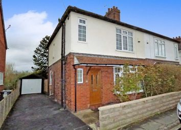 Thumbnail 3 bedroom semi-detached house for sale in Wesley Avenue, Alsager, Stoke-On-Trent