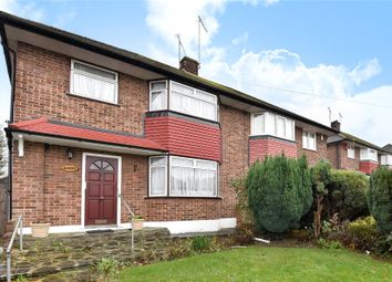 Thumbnail 3 bed semi-detached house for sale in Edgebury, Chislehurst