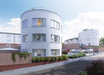 "Thumbnail 4 bed property for sale in ""The Panache"" at Trem Elai, Penarth"