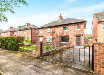 Thumbnail 2 bed semi-detached house for sale in Chaucer Road, Rotherham