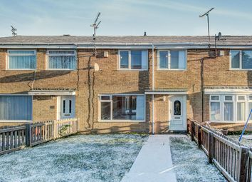 Thumbnail 3 bed terraced house to rent in Chirton Green, Blyth
