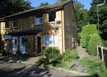 Thumbnail 1 bed maisonette to rent in Chepstow Close, Crawley