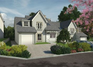 Thumbnail 4 bed detached house for sale in Kenwyn Gardens, Church Road, Kenwyn, Truro, Cornwall