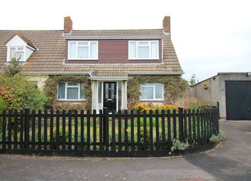 Thumbnail 3 bed semi-detached house for sale in Congresbury, North Somerset