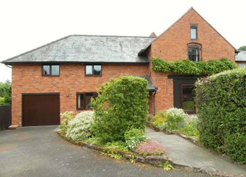 Thumbnail 5 bedroom barn conversion for sale in Chetwynd Park, Chetwynd, Newport