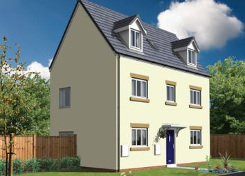 Thumbnail 4 bed detached house for sale in Deer Park, Westward Ho!