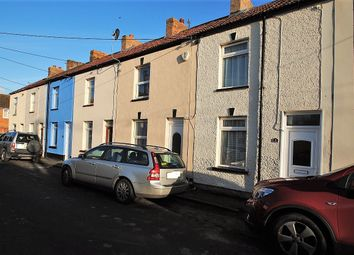 Thumbnail 2 bed terraced house for sale in Cuthbert Street, Highbridge