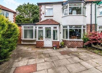 Thumbnail 3 bed semi-detached house for sale in Wibbersley Park, Urmston, Manchester, Greater Manchester