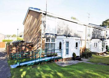 Thumbnail 2 bed flat for sale in Milrig Close, Moorside, Sunderland