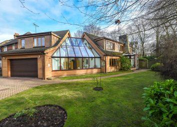 Thumbnail 5 bed detached house for sale in Wey Road, Weybridge, Surrey