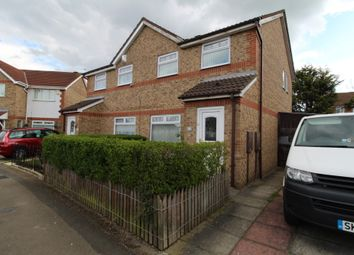 Thumbnail 3 bed semi-detached house to rent in Glentworth Avenue, Middlesbrough