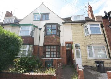 Thumbnail 5 bedroom town house to rent in Glenfield Road, Leicester LE3, West Coates