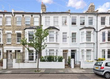 Thumbnail 5 bedroom terraced house for sale in Epirus Road, Fulham Broadway, Fulham, London