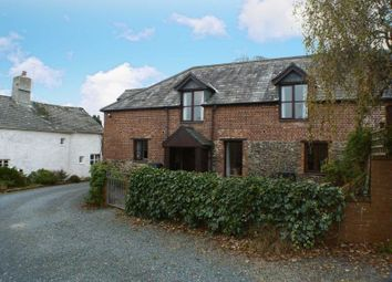 Thumbnail 3 bed barn conversion for sale in Bratton Clovelly, Okehampton