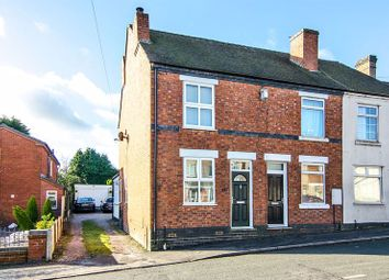 Thumbnail 2 bed property for sale in Belt Road, Hednesford, Cannock