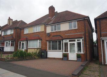 Thumbnail 3 bedroom property for sale in Ollerton Road, Yardley, Birmingham