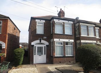 Thumbnail 3 bedroom terraced house to rent in Fairfax Avenue, Hull